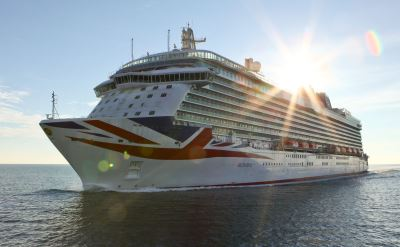 P Amp O Transatlantic Cruises